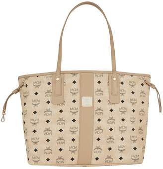 MCM Medium Reversible Visetos Shopper