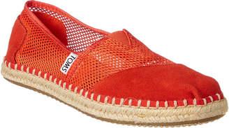 Toms Women's Alpargata Classic Slip-On