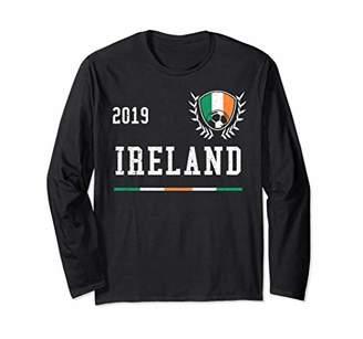Ireland Football Jersey 2019 Irish Soccer Long Sleeve