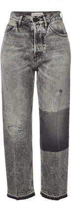 Golden Goose Komo Jeans with Distressed Detail