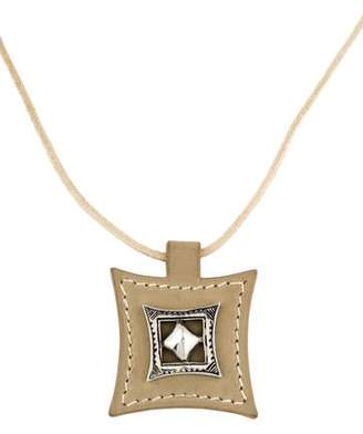 Hermes Touareg Pendant Necklace