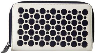 Vera Bradley Vera Laser Cut Wallet