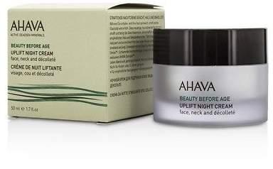 Ahava NEW Beauty Before Age Uplift Night Cream 50ml Womens Skin Care