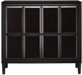 Medici Currey and Company Counterpoint Cabinet, Charcoal