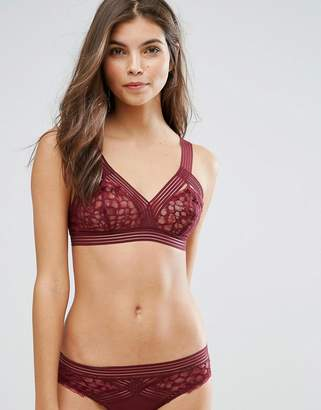 Calvin Klein Vixen Unlined Triangle Bra