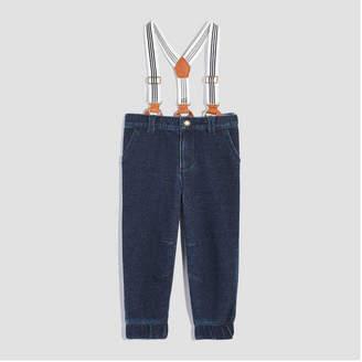 Joe Fresh Baby Boys Pant With Suspenders