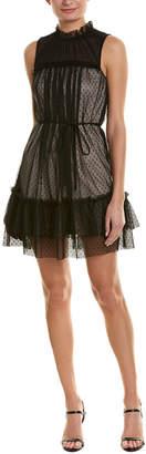 AVEC LES FILLES Shift Dress