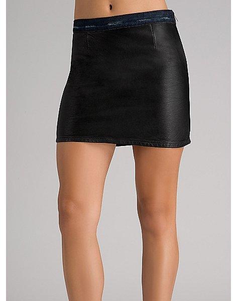 Domain Mini Skirt
