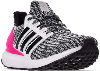 adidas Girls' UltraBOOST Running Sneakers from Finish Line
