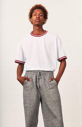 adidas Pacsun Ortley Mesh Oversized T-Shirt