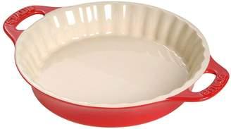 "Staub Pie Dish, 9"""