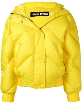 Dunlop (ダンロップ) - Ienki Ienki Dunlop puffer jacket