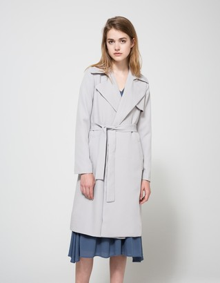Lucia Trench Coat $124 thestylecure.com