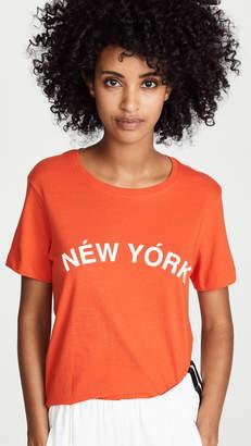 Rebecca Minkoff New York Delaney Tee