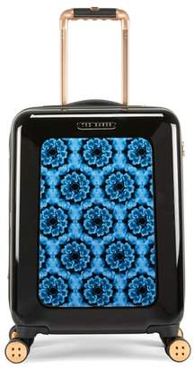 Ted Baker Small 22-Inch Blue Beauty Suitcase