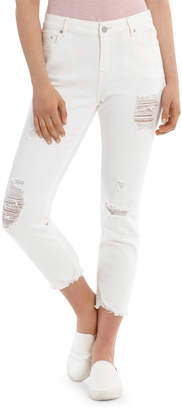 Grab Jean with Ripped Details