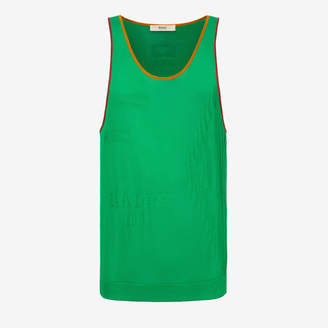 Bally VISCOSE KNIT TANK TOP