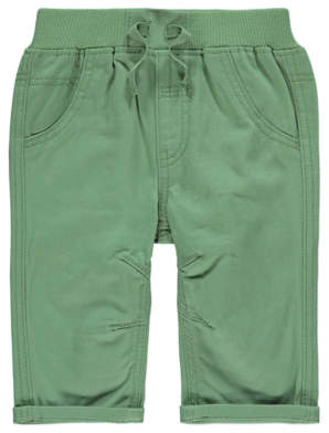 George Green Woven Trousers