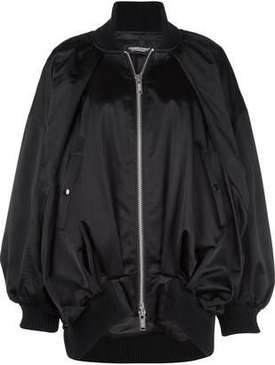Undercover oversized bomber jacket