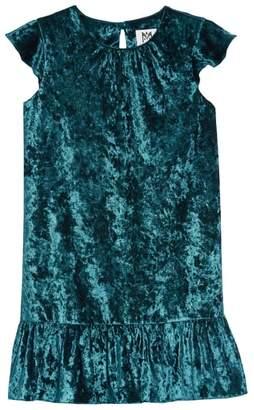 Milly Shay Crushed Velvet Dress