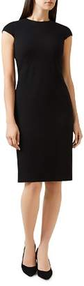 Hobbs London Kirsty Piqué Sheath Dress