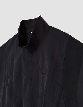 Nike S/S Fear of God Nylon Half-Zip Jacket