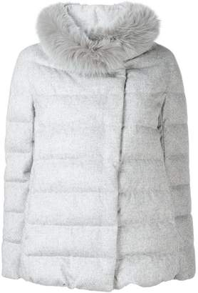 Herno (ヘルノ) - Herno fur collar coat