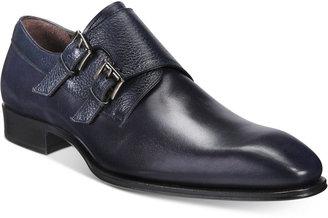 Mezlan Men's Double Monk Plain-Toe Oxfords $325 thestylecure.com