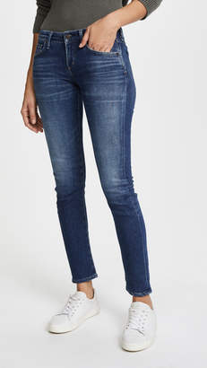 Citizens of Humanity Racer Low Rise Skinny Jeans