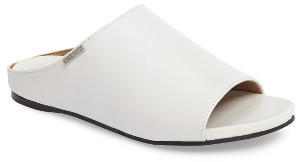 Women's Calvin Klein Palla Slide Sandal $99.95 thestylecure.com