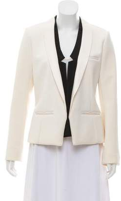 Veronica Beard Structured Tuxedo Blazer