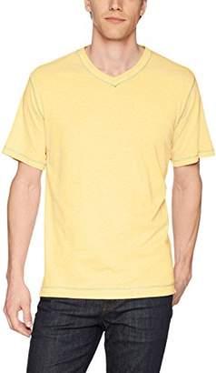 Robert Graham Men's Traveler Short Sleeve V-Neck T-Shirt