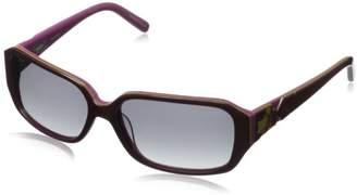 Kensie Women's We Connect Rectangle Sunglasses
