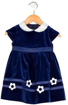 Florence Eiseman Girls' Velvet A-Line Dress