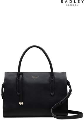 Next Womens Radley Black Medium Multiway Grab Compartment Bag