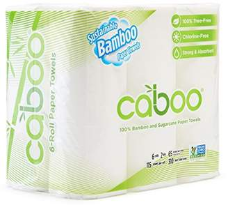 Caboo Tree Free Bamboo Paper Towels