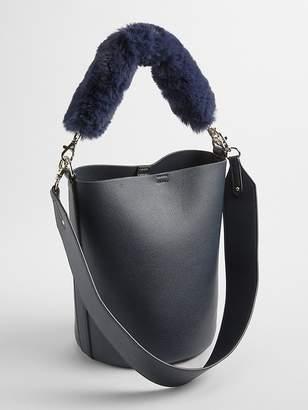Gap Embellished Bucket Bag