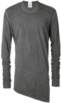 Lost & Found Rooms asymmetric hem longsleeved T-shirt