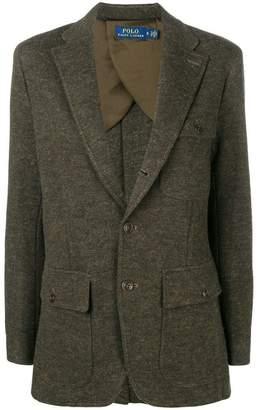 Polo Ralph Lauren flap pocket blazer