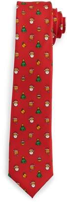 Chaps Boys 4-20 Christmas Tie