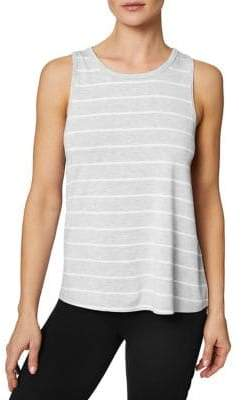 Betsey Johnson Stripe Tank Top