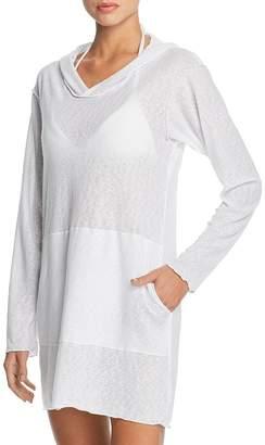 90ea227437843 Peixoto Beach Hooded Dress Swim Cover-Up