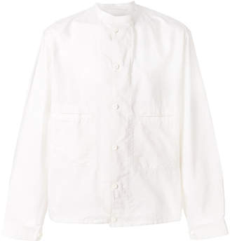 Lemaire double front shirt
