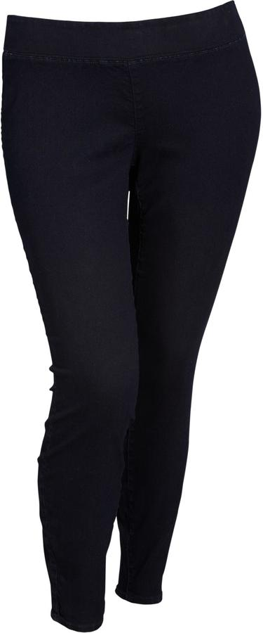 Old Navy Women's Plus Pull-On Dark-Wash Jeggings