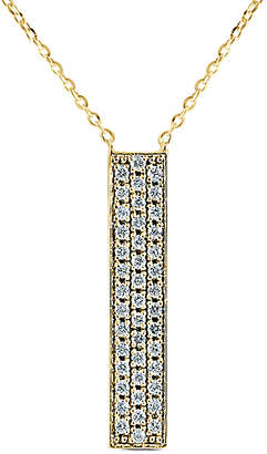 Sabrina Designs 14K 0.25 Ct. Tw. Diamond Necklace