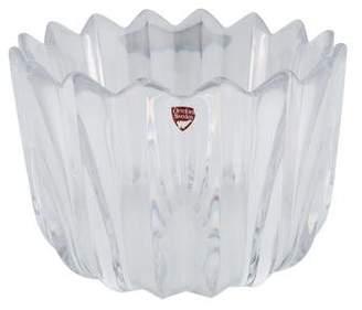 Orrefors Vintage Large Crown Bowl