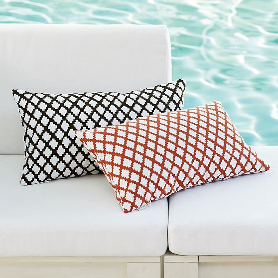 Mosaic Outdoor Pillow