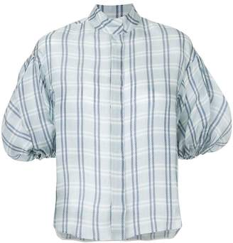Dice Kayek checked button shirt