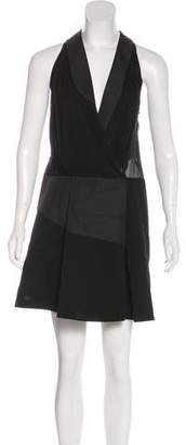 Bottega Veneta Sleeveless Mini Dress