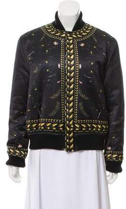 Givenchy Panther Bomber Jacket